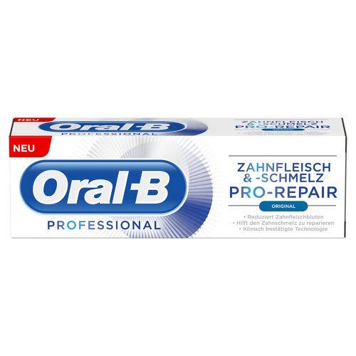 ORAL B Professional Zahnfleisch & -schmelz Zahncr. 75 ml Zahncreme