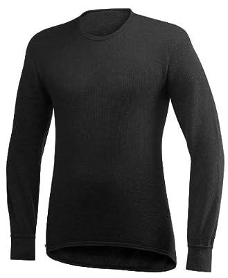 Woolpower 200 Crewneck Shirt Long Sleeve Men - Unterwäsche von Woolpower bei Outdoor Shop