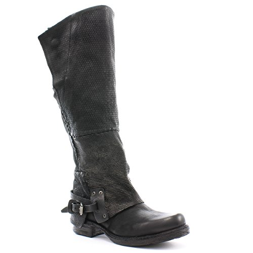 As98 Stiefel Saint 14 520342-102 Nero Airstep As98 Nero