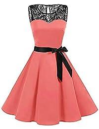 45dd10a95 Amazon.co.uk  Pink - Dresses   Maternity  Clothing