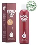 Ingrubar Haarverdichter, 1er Pack (1 x 250 ml, 3-Monatsvorrat) | Gegen Haarausfall Frauen & Männer | Veganes Haarserum