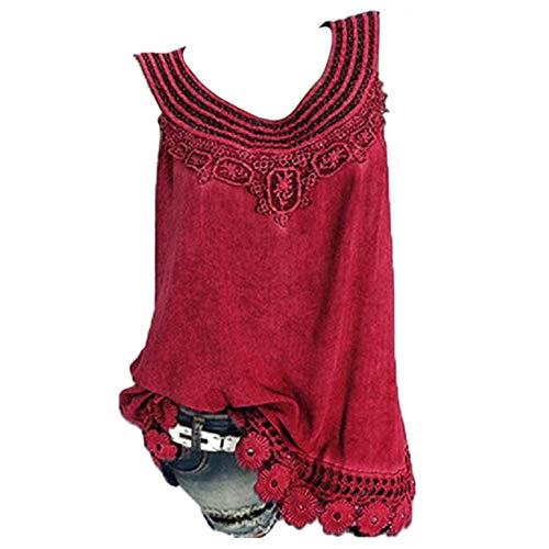 Rüschen-kragen Mantel (Damen Casual Falten Kurzarm T-Shirt Kurzarmshirt Rundhals Stretch Tunika)