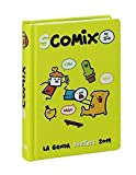 JOURNAL Agenda scomix–Comix–scottecs by Sio–école 2018/201916mois daté Vert