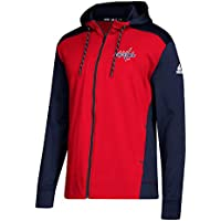 adidas Washington Capitals NHL Full-Zip Hoodie Sweatshirt