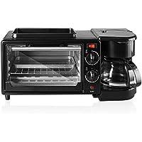 Uniqstore Máquina multifuncional de desayuno 3 en 1, Máquina de desayuno automática ...