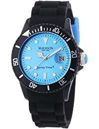 Madison - Herren -Armbanduhr U4486-06