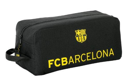 96a6a07894a519 SCHUHTASCHE TASCHE SHOES BAG SPORTTASCHE FC BARCELONA BARCA black