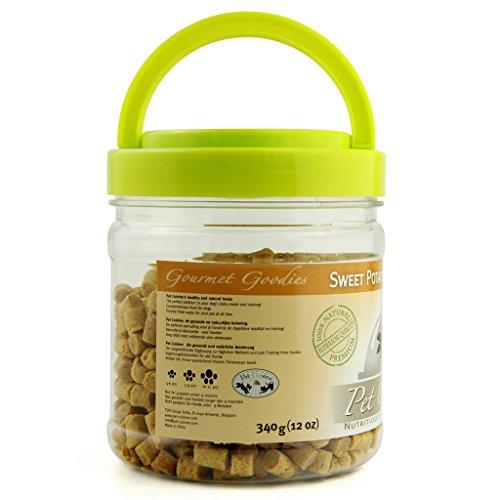 Pet Cuisine Hundesnacks Hundeleckerli Kausnacks, Süßkartoffel Granulat Hundekekse, 340g - 2