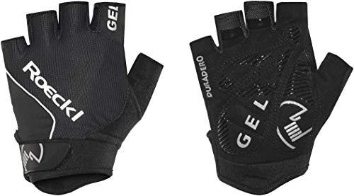 Roeckl Herren Illano Handschuhe, schwarz, 8