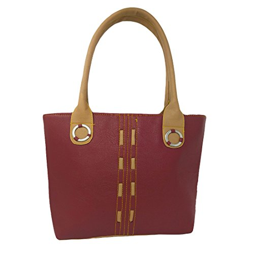 Typify Women's Shoulder Handbag (Maroon)