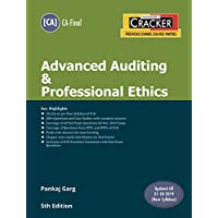 Taxmann's CRACKER-Advanced Auditing & Professional Ethics (CA-Final-New Syllabus) (5th Edition 2020-Updated till 31-10-2019)
