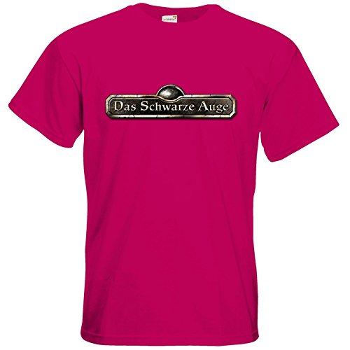 getshirts - Das Schwarze Auge - T-Shirt - Logos - Schriftzug Das Schwarze Auge Sorbet