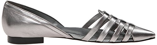 Cole Haan Jitney Ballet Flat CH Armor Metallic