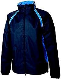 Finden & Hales Waterproof / Breathable Performance Jacket - Navy/Royal - M