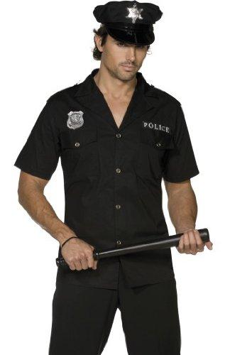 Costume poliziotto uomo M