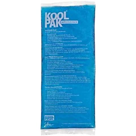 Koolpak Reusable Hot & Cold Gel Pack 12 x 29cm by Koolpak