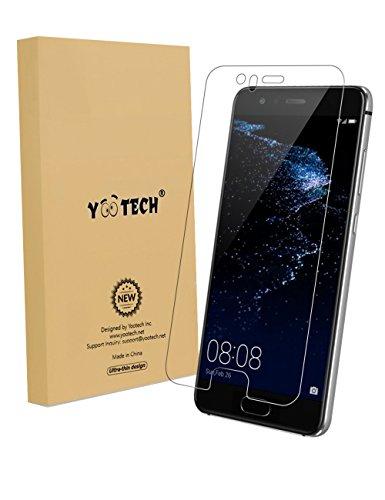 Huawei P10 Plus Schutzfolie [nicht Panzerglas], YOOTECH nass angewendet [vollständige Abdeckung] [Fall freundlich] Displayschutzfolie für Huawei P10 Plus [lebenslange Garantie]