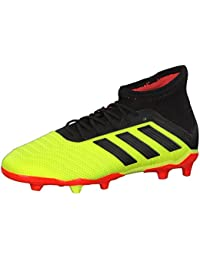 sneakers for cheap 560d6 8ef14 adidas Unisex Kids  Predator 18.1 Fg J Football Boots
