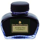 Graf von Faber Castell Tintenglas royalblau 62