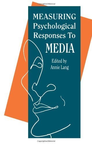 Measuring Psychological Responses To Media Messages (Routledge Communication Series) (1994-09-01)