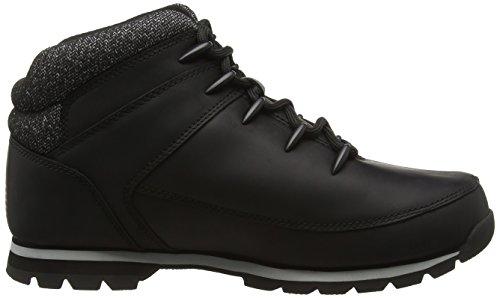 Timberland Euro Sprint Hiker, Bottes Chukka Homme Noir (Black)