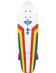 "Dusters Bird Famoo Cruiser Skateboard Complet 25"""