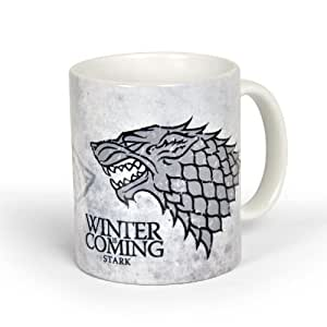 Game of Thrones - Tazza Stark - Winter Is Coming - Il