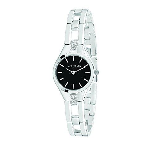 MORELLATO Damen Analog Quarz Uhr mit Edelstahl Armband R0153148503 - Gaia Kollektion