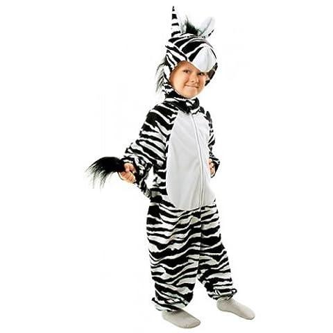Zebra Kostüm Kinder Faschingskostüm 134/140