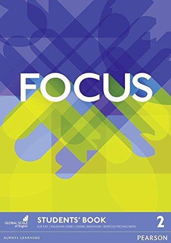 Focus BrE 2 Student's Book por Vaughan Jones