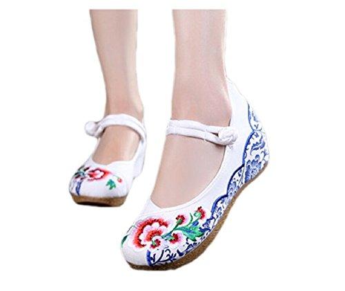 Sandali Da Singolo Bianco Formato Lazutom Multicolore Donna pg7xFnn5