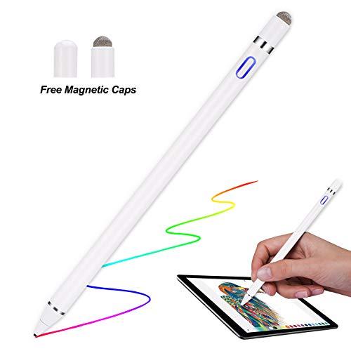177544c8cc0 MPIO Lápiz Táctil para Apple iPad Capacitivo Activo Lapiz Stylus con  Alta-Precisión 1,
