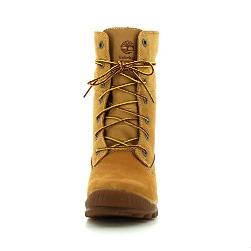 Timberland Mount Holly Ftw_woodhaven Fleece Roll Down Wp Ins, Bottes Classiques femme Wheat