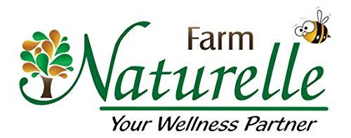 Farm Naturelle (Farm Natural Produce) Organic Virgin Cold Pressed Groundnut Peanut Oil (915ml each) -Pack of 6
