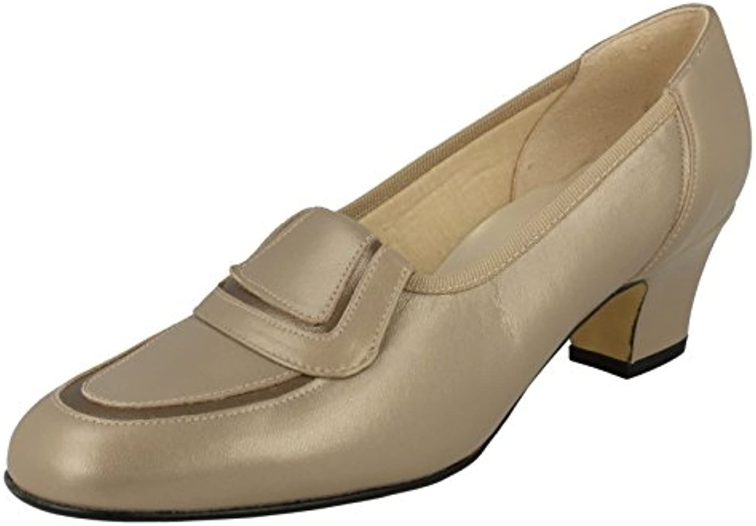 49c65223d9 Nil Simile Ladies Narrow Fitting Court Shoe Buoyant B07FMTZCVD Parent  Parent Parent 292074