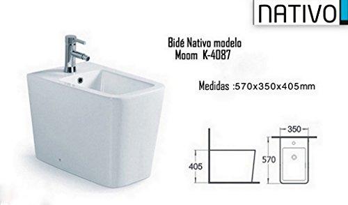Native Moon k-4087- Bidet von großer Preis-Leistungsverhältnis, französisches, exklusives Design...