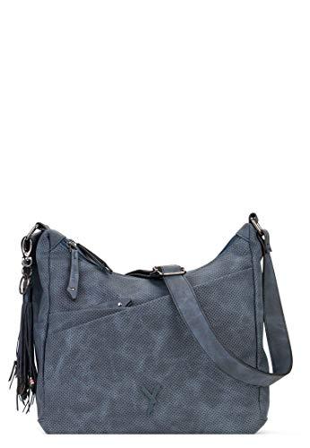 SURI FREY Damen Beutel-Tasche No.12 Romy blau -