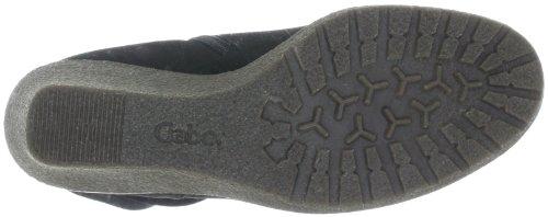 Pretas Ankle 5168817 Botas Senhoras Gabor Sapatos preto Forma Da E Boots ZqX5zFT5n