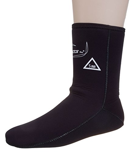 Reactor 5mm Neopren Socken 37/38 (XS)