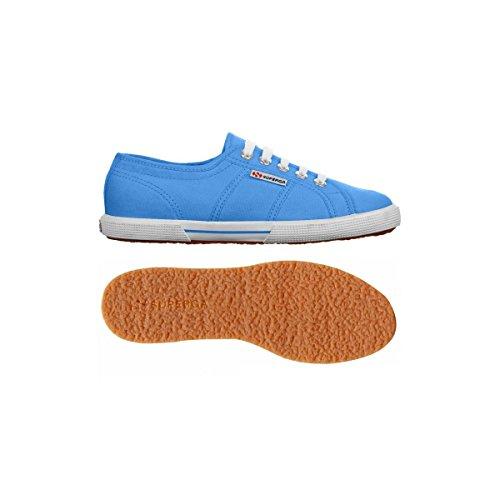 Superga 2950 Cotu, Mocassins Adulte Mixte Azure Blue