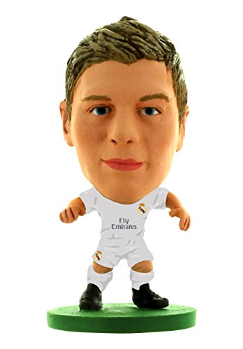 SoccerStarz SOC766 Real Madrid Toni Kroos Home Kit