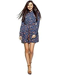 ecec59498ef38 Suchergebnis auf Amazon.de für: kleid mit kellerfalten - Damen ...