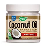 Die besten Extra Virgin Coconut Öle - Nature 's Way Coconut oil-extra Virgin 16Unzen Bewertungen