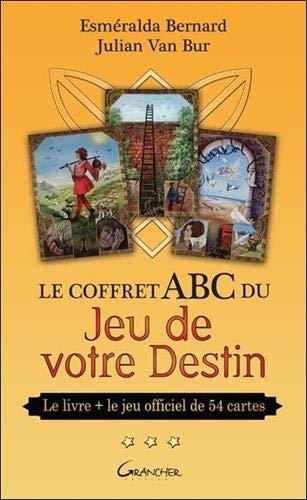 Le Coffret ABC du Jeu de votre Destin par Esméralda Bernard