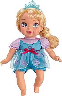 Disney Frozen Deluxe Elsa Baby Doll por Tolly Tots - Domestic
