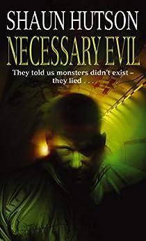 Necessary Evil by [Hutson, Shaun]