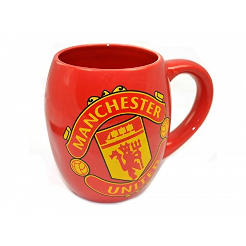 Manchester United F.C. Bauchige Teetasse, offizielles Merchandise