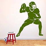 Sembra meraviglioso Adesivo murale cupcake Decorazioni per la casa Adesivi per cucina e soggiorno Vinile Adesivi murali Poster modello ~ 1 44 * 57 cm