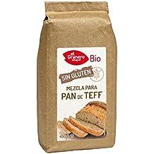 El Granero Integral - Mezcla para pan de teff sin gluten - 3673-450 g