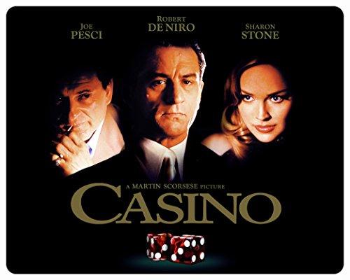 CASINO [STEELBOOK] [Reino Unido] [Blu-ray]